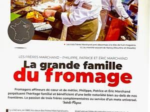 """Article, """" Le monde des Artisans """""""