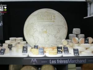 Le Record du Monde du « Plus grand plateau de fromages »
